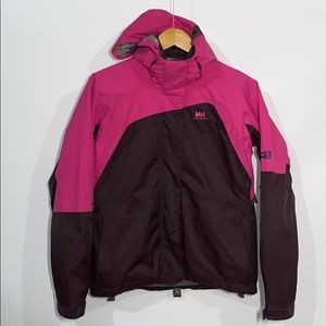 Helly Hansen 3 in one puffer jacket
